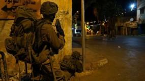 إصابات برصاص جيش الاحتلال واعتقالات للمواطنين