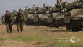 وزير إسرائيلي يُهدد بشن اجتياح بري شامل على قطاع غزة