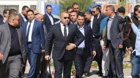 """الوفد المصري يغادر غزة بعد مباحثات """"متوترة"""" مع حماس"""