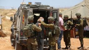 قوات الاحتلال تشن حملة اعتقالات في محافظات الضفة الغربية