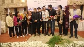 اختتام مسابقة دوري المناظرات بين طلاب الجامعات في قطاع غزة