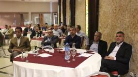 """بال ثينك تنظم جلسة حوار بعنوان """" القضية الفلسطينية في ظل التطورات الإقليمية والدولية"""" ،"""