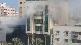 أشغال غزة تعلن حصيلة الأضرار التي تسبب بها جيش الاحتلال خلال عدوانه على القطاع