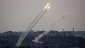 اطلاق صاروخ من غزة تجاه (سديروت) وإصابة سبعة مستوطنين