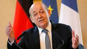 وزير خارجية فرنسا يغازل المسلمين: دينكم جزء من تاريخ بلادنا وأوروبا
