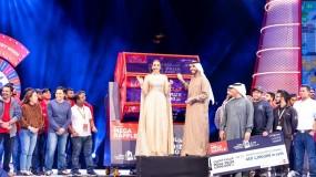 الاحتفالات الختامية للدورة الـ 25 لمهرجان دبي للتسوّق