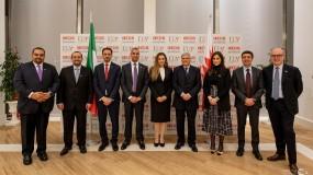 الوكالة الإيطالية للتجارة تفتتح مقرًا لها في البحرين