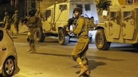 الاحتلال يشن حملة مداهمات واعتقالات في الضفة والقدس