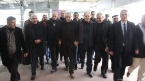 وفد مركزية فتح يصل قطاع غزة عبر معبر بيت حانون