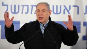 """نتنياهو: الحرب على غزة هدفها حماية إسرائيل..و توجت بنجاح """"منقطع النظير""""!"""
