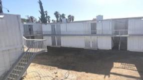 إنشاء 100 غرفة متنقلة للعزل الصحي تحت إشراف وزارة الصحة في غزة
