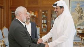 هنية يدعو قطر للرقابة على الانتخابات والعمل مع المجتمع الدولي لعدم تكرار سيناريو 2006