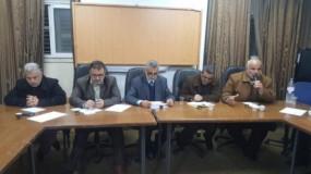 اللجنة الحكومية بغزة: تقرر تمديد إغلاق المدارس والجامعات والمعاهد حتى إشعار آخر