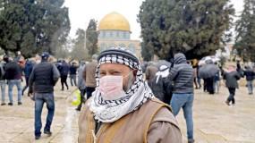 السلالة الهندية لفيروس كورونا تدخل فلسطين