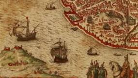 حطام سفينة عثمانية عملاقة في المتوسط.. ؟