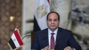 السيسي: موقفنا ثابت بالتوصل لحل عادل وشامل يضمن حقوق الشعب الفلسطيني