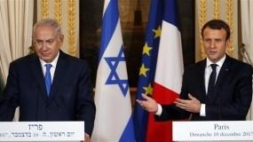 فرنسا تضغط لرد أوروبي صارم إذا ضمت إسرائيل أجزاء من الضفة