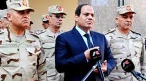 """السيسي يكشف """"مفاجأة"""" خاصة عن قائده في أول كتيبة بالجيش المصري"""