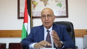 """تكليف نبيل شعث رئيسا لمجلس ادارة مؤسسة """"ياسر عرفات"""""""
