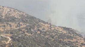 قصف إسرائيلي يستهدف الأراضي اللبنانية وإعلام الاحتلال يؤكد تسلل عناصر من حزب الله
