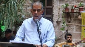 الروائي الدكتور عاطف سلامة يوقع روايته ندبة المرايا في غزة برعاية الاتحاد العام للكتّاب والأدباء