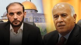 """فتح وحماس توجهان دعوة مشتركة للفلسطينيين بشأن """"المهرجان الوطني"""""""