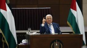 بعد افتتاح سفارة الاحتلال الإسرائيلي بالإمارات.. الرئيس محمود عباس: التطبيع وهم لن يحقق السلام