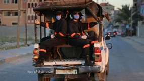 غزة: عائلة تهاجم عائلة على خلفية خلافات قديمة..