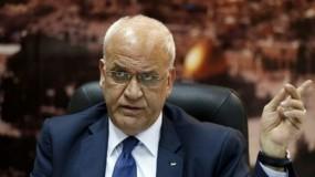 وفاة الدكتور صائب عريقات أمين سر اللجنة التنفيذية لمنظمة التحرير الفلسطينية والرئيس وينعيه