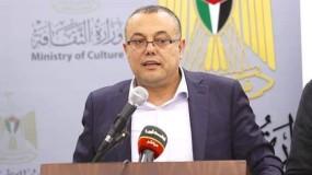 د. أبو سيف يناشد المؤسسات الدولية الثقافية حماية المؤسسات والأفراد العاملين في قطاع الثقافة