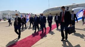 أول وفد إماراتي رسمي يصل إسرائيل وتوقيع 4 اتفاقات..ونتنياهو: زيارة تصنع التاريخ
