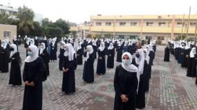 """""""التعليم"""" بغزة: ذاهبون لدوام جزئي وتقليص المحتوى الدراسي"""