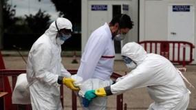 الصحة بغزة: تسجيل 10 حالات وفاة و711 اصابة جديدة بفيروس (كورونا)
