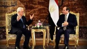 في اتصال مع الرئيس المصري: الرئيس يقدر عاليا دور الشقيقة الكبرى مصر في دعم الحوار الوطني الفلسطيني وحرصها على نجاحه