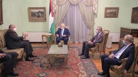 الرئيس يستقبل وزير الخارجية المصري..و الأمين العام لجامعة الدول العربية