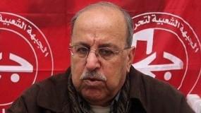 وفاة القيادي البارز في الجبهة الشعبية لتحرير فلسطين عبد الرحيم ملوح