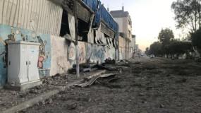 """""""الاقتصاد"""" بغزة: خسائر كبيرة لحقت بعدد من المصانع والمنشآت جراء القصف الإسرائيلي"""