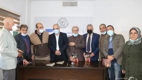 الاتحاد العام للكتّاب والأدباء ينظم حفل توقيع( زاجل بلا هديل) للشاعر شجاع الصفدي