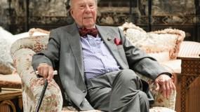 وفاة وزير الخارجية الأميركي جورج شولتز في عهد ريغان