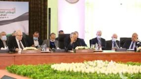 انتهاء جلسات اليوم الاول للحوار الفلسطيني في القاهرة