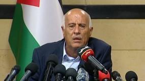 """الرجوب: سنتخذ قرارًا حاسمًا بحق """"ناصر القدوة"""" خلال 24 أو 48 ساعة"""