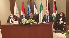 ميثاق منتدى غاز المتوسط يدخل حيز التنفيذ كمنظمة حكومية دولية