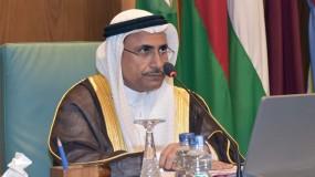 رئيس البرلمان العربي يطالب بتوفير الحماية الدولية للأسرى الفلسطينيين والافراج الفوري عنهم