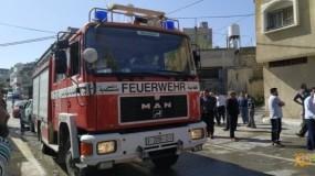 فاجعة في نابلس.. وفاة سيدة وثلاثة من أطفالها بحريق بمنزلهم بقرية صرة