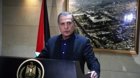 أبو ردينة: حكومة الاحتلال ما زالت تصر بالمضي بسياسة القتل والاعدامات