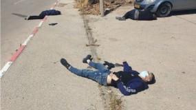 شهيدان وإصابة حرجة برصاص الاحتلال قرب معسكر سالم غرب جنين
