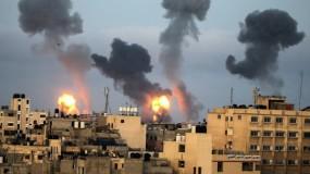 استشهاد قياديين في كتائب القسام غرب غزة