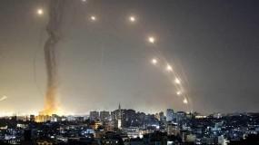 القسام تعلن قصف بئر السبع وتل أبيب ومطار (بن غوريون) بأكثر من 200 صاروخ