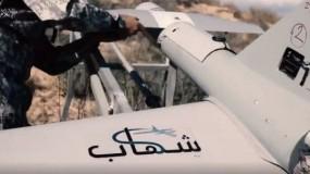 """""""كتائب القسام"""" تعلن استهداف مصنع كيماويات بطائرة شهاب الانتحارية"""