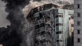 بدء سريان وقف إطلاق النار بين المقاومة الفلسطينية والاحتلال الإسرائيلي...ومسيرات شعبية في قطاع غزة